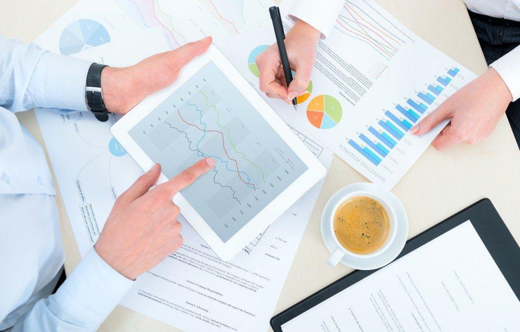 company sales report