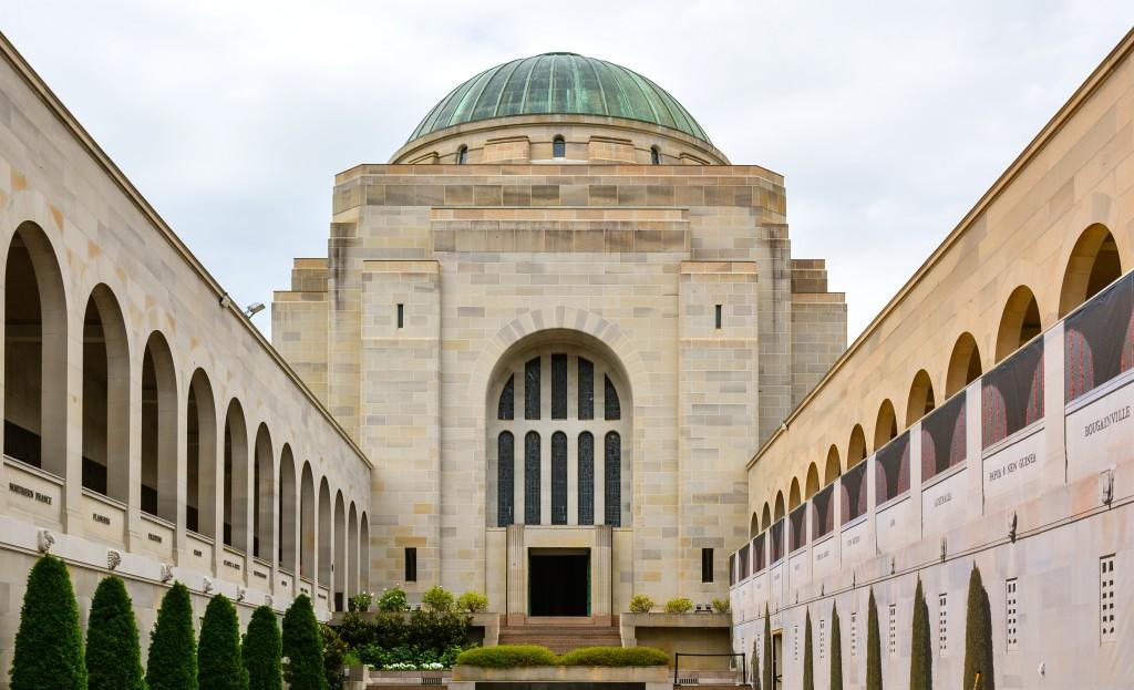 Australian War Memorial - Canberra, Australia