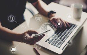 Influences of Digital Technology on Businesses' Money Handling