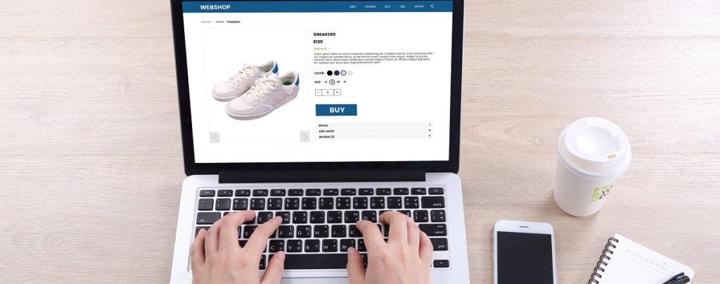 shopping shoes online