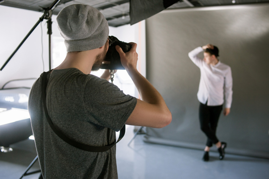 photography shooting