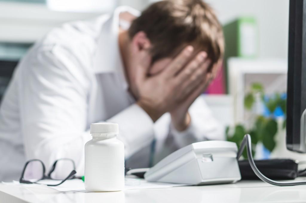 work place burnout