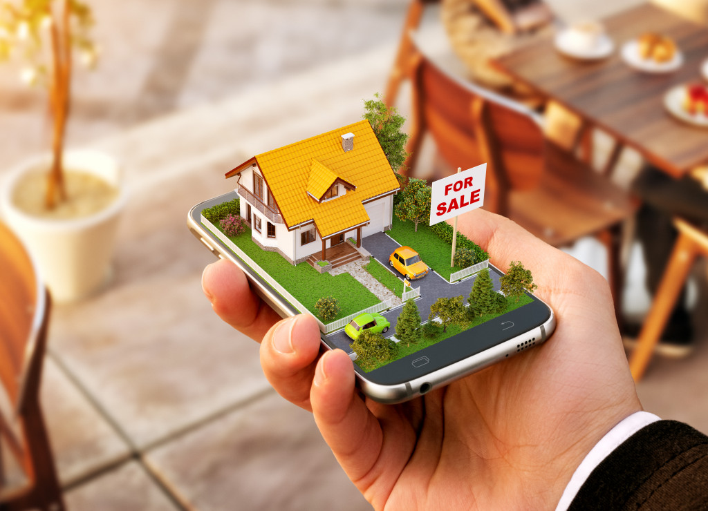 technology and real estate