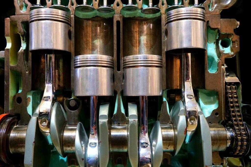 steel motor
